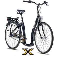 26 Zoll Alu  Mary Black Citybike Tiefeneinstieg- 3 Shimano  Nexus Gänge