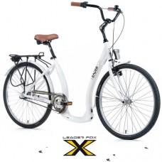 26 Zoll Alu  Mary White Citybike Tiefeneinstieg- 3 Shimano  Nexus Gänge