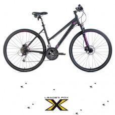 28 Zoll Alu  State Crossbike - 27 Shimano Alivio - Hydraulische Scheibenbremsen